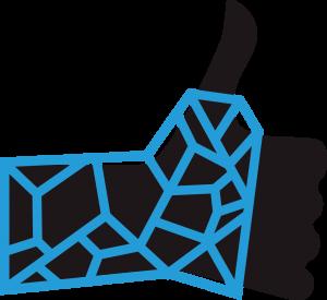 Férula azul