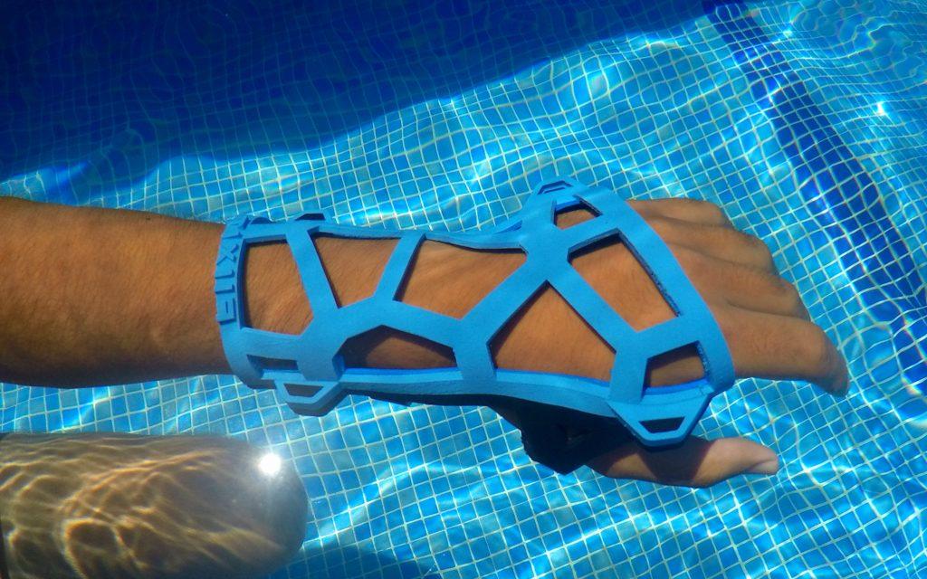 Férula bajo agua