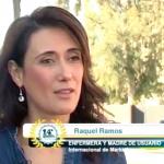 Raquel Romo, paciente FIIXIT